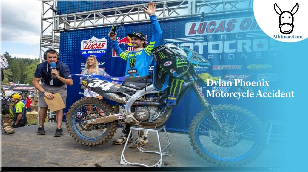 Dylan phoenix motorcycle accident
