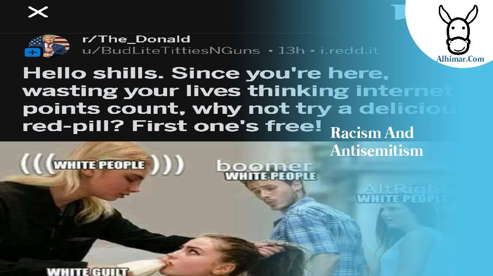 Racism and antisemitism