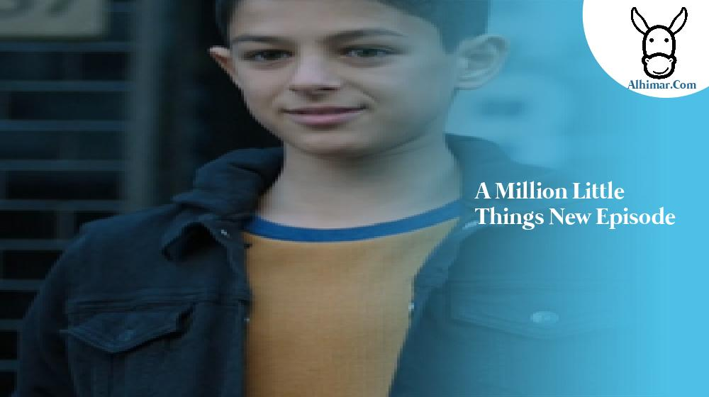 a million little things new episode