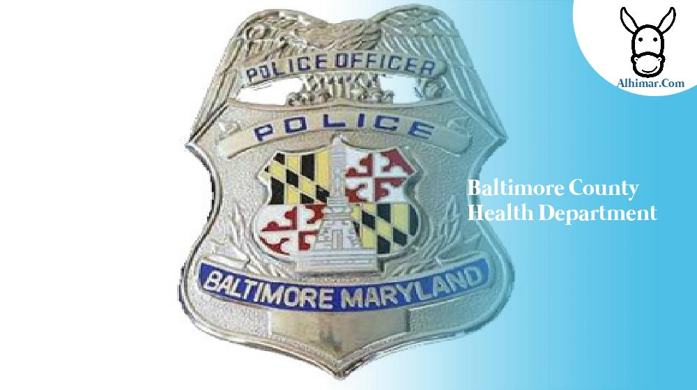 baltimore county health department