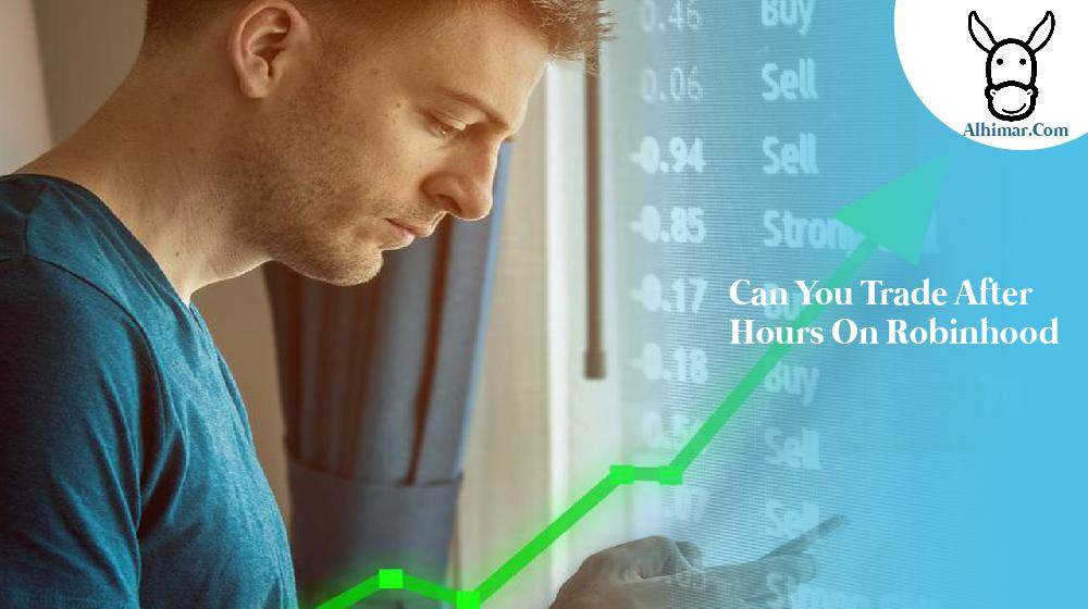 can you trade after hours on robinhood