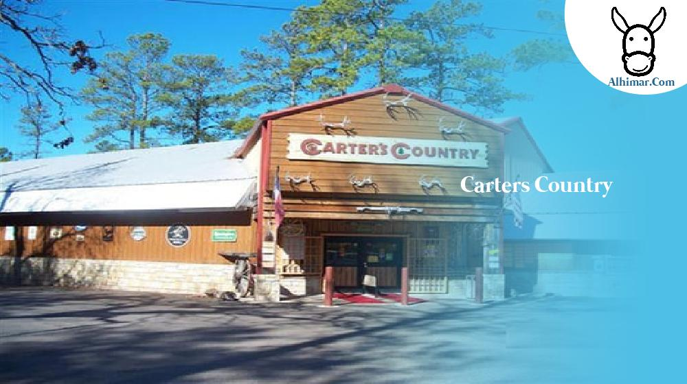 carters country