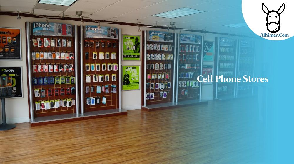 cell phone stores