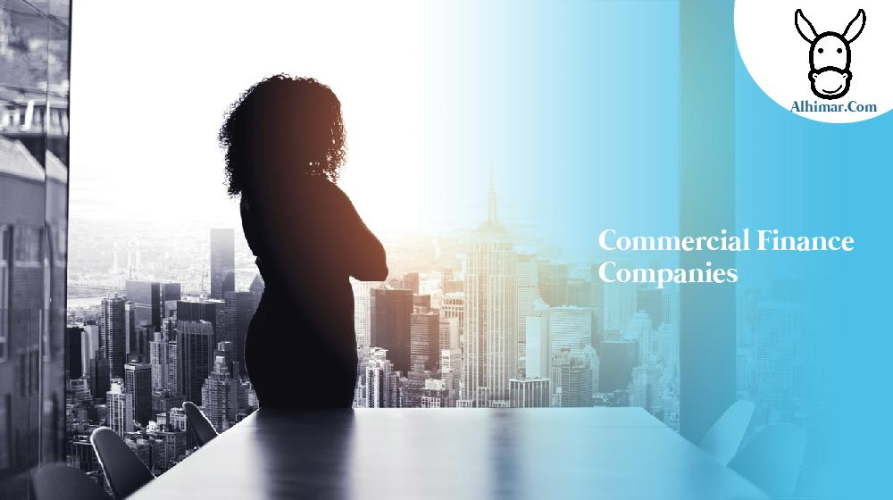 commercial finance companies