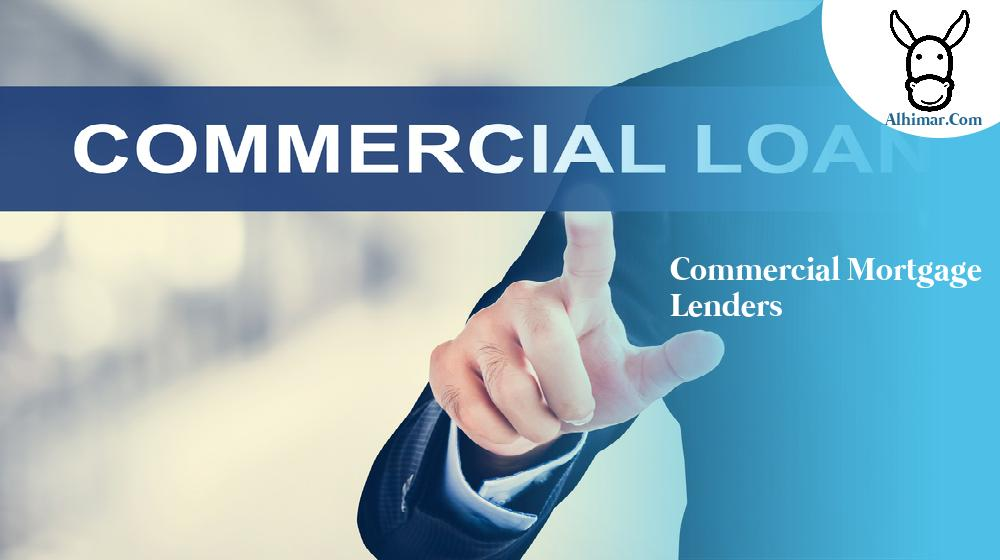 commercial mortgage lenders