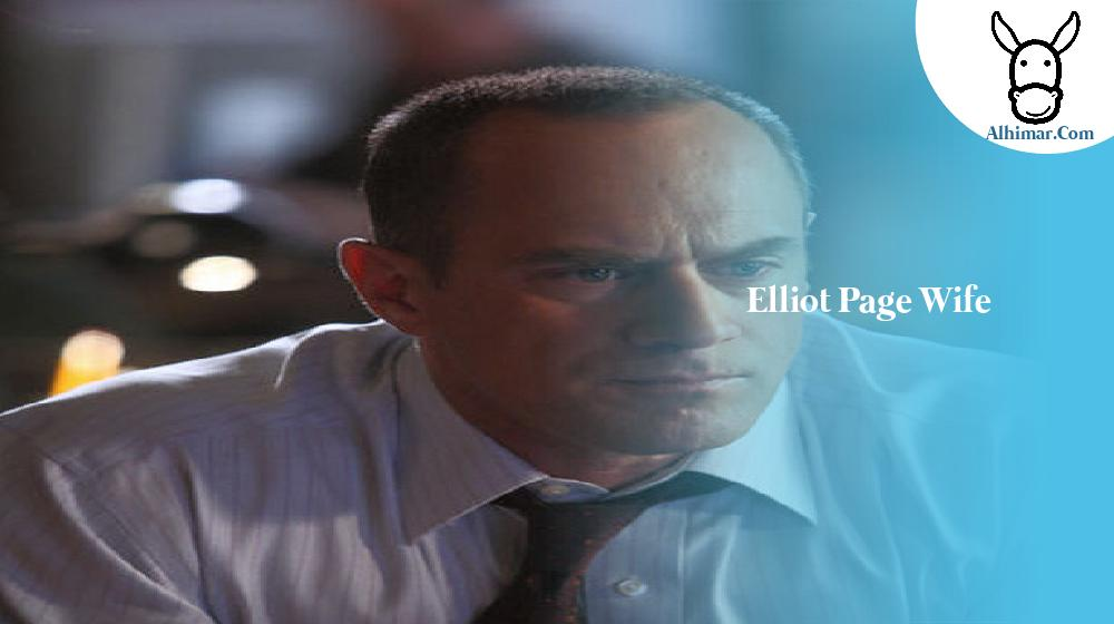 elliot page wife
