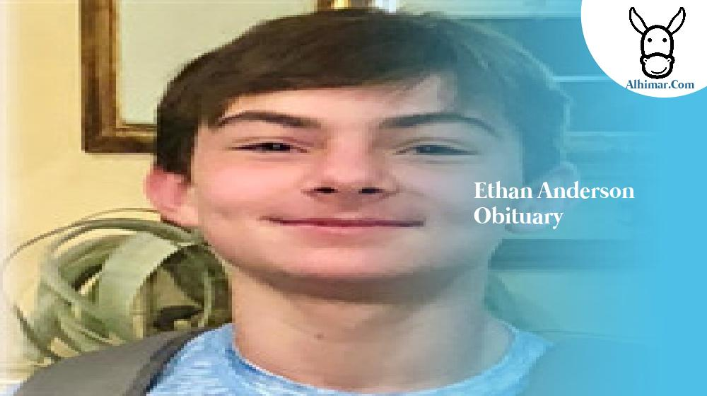 ethan anderson obituary