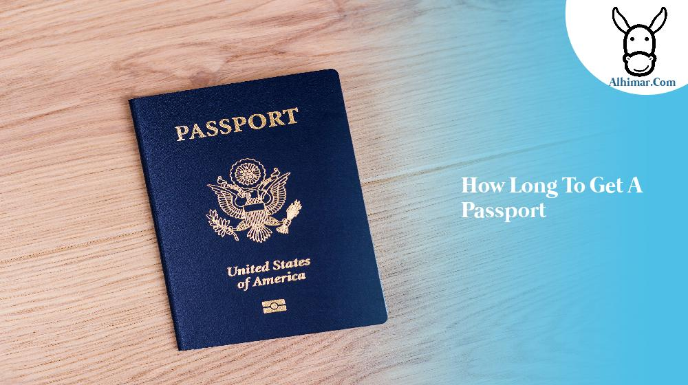 how long to get a passport