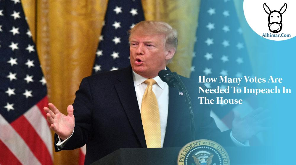 how many votes are needed to impeach in the house