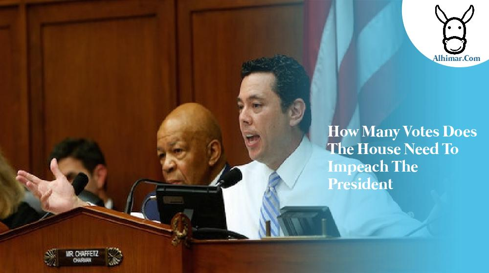 how many votes does the house need to impeach the president