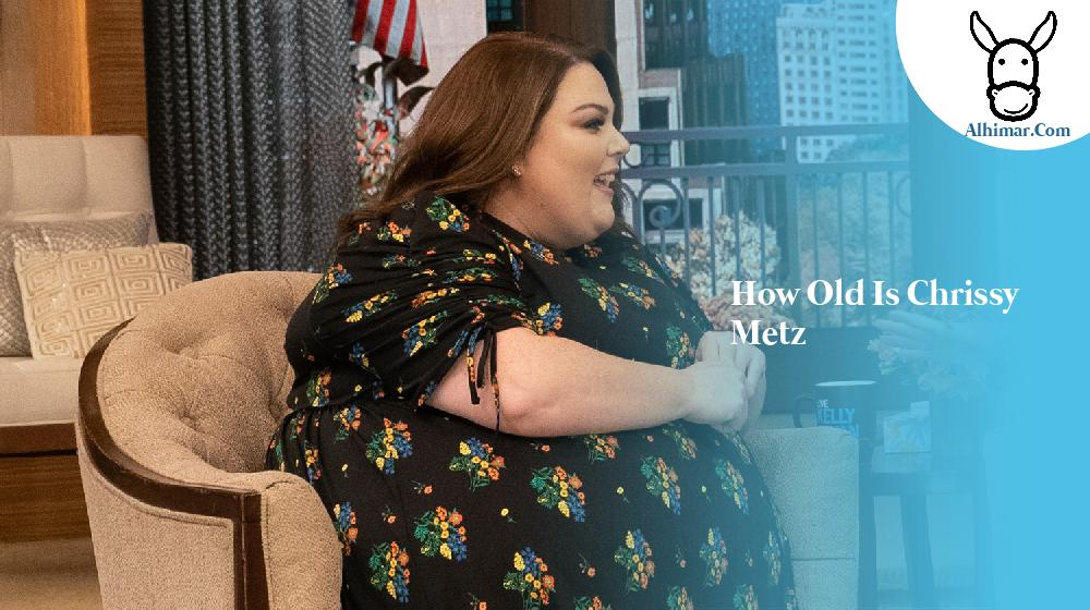 how old is chrissy metz