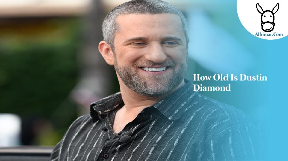how old is dustin diamond
