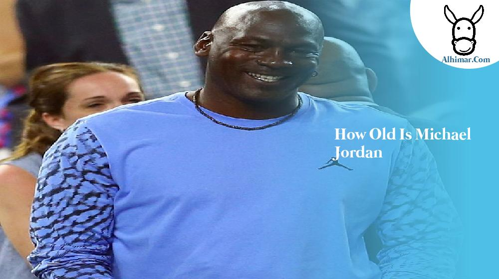 how old is michael jordan