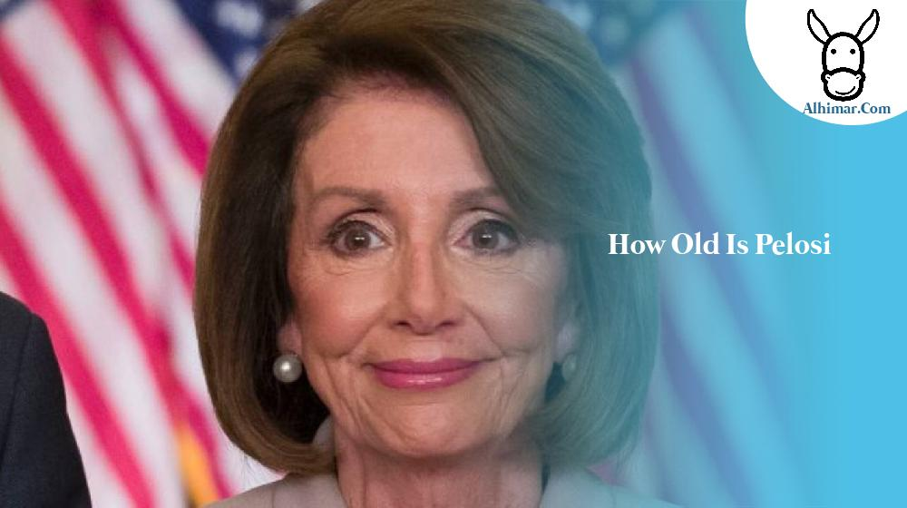 how old is pelosi