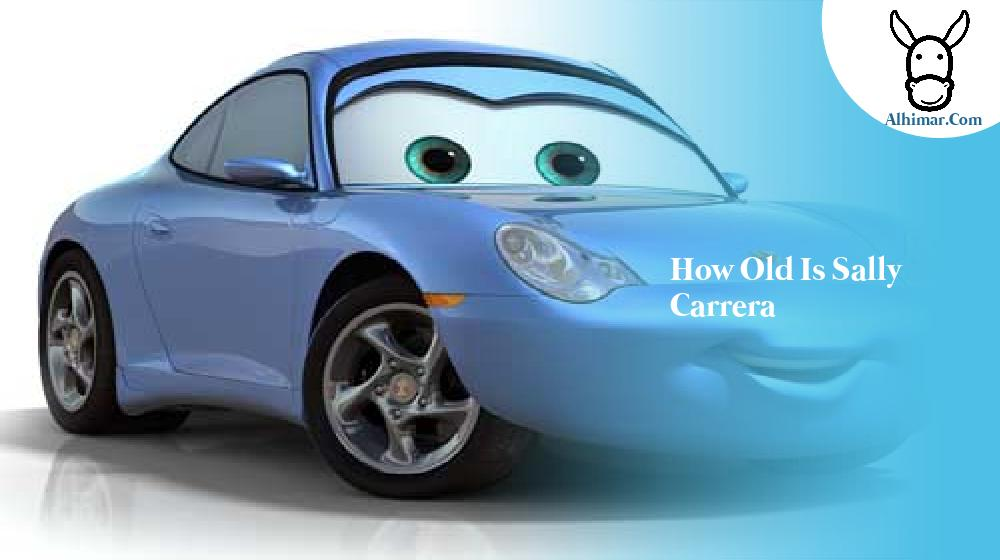 how old is sally carrera