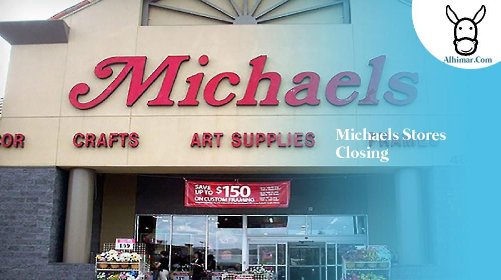 michaels stores closing