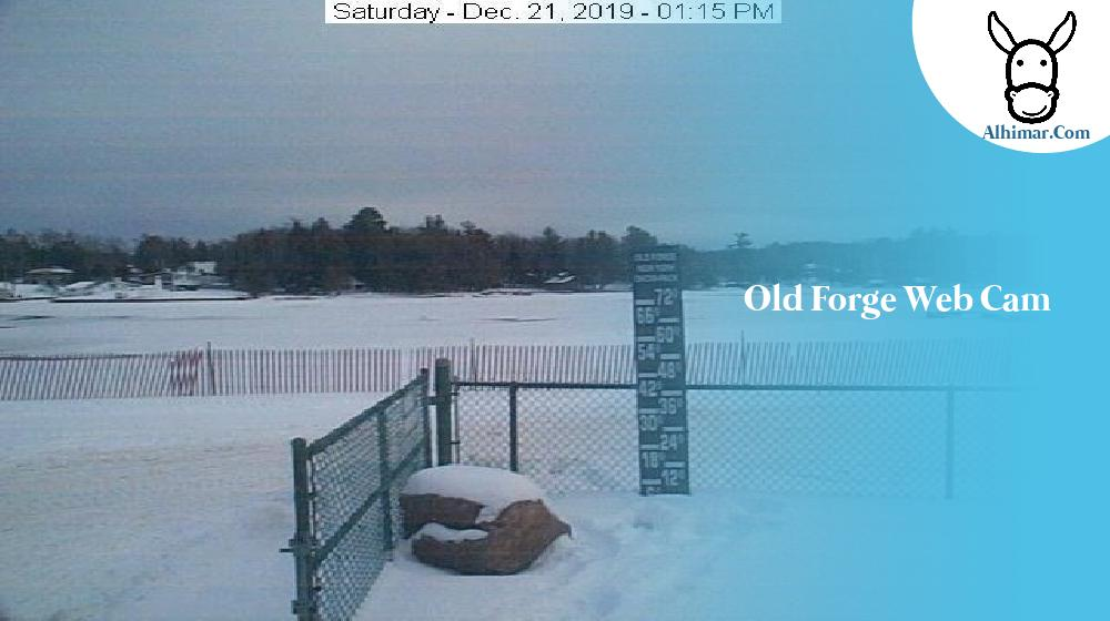 old forge web cam