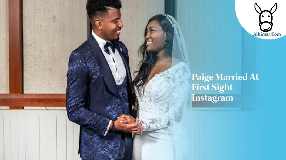 paige married at first sight instagram