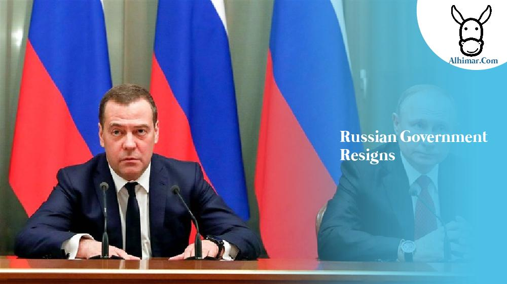 russian government resigns