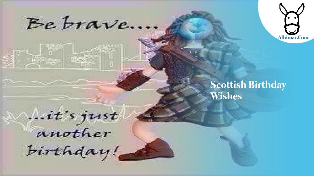 scottish birthday wishes