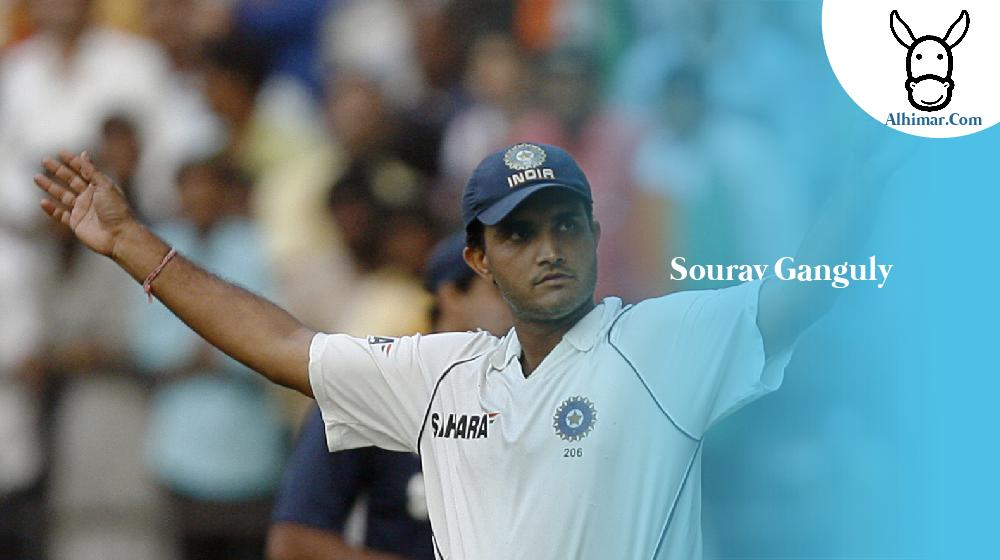 What happened to sourav ganguly ?