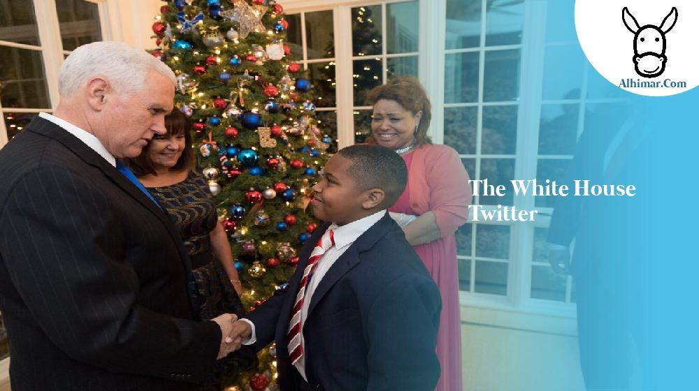 the white house twitter