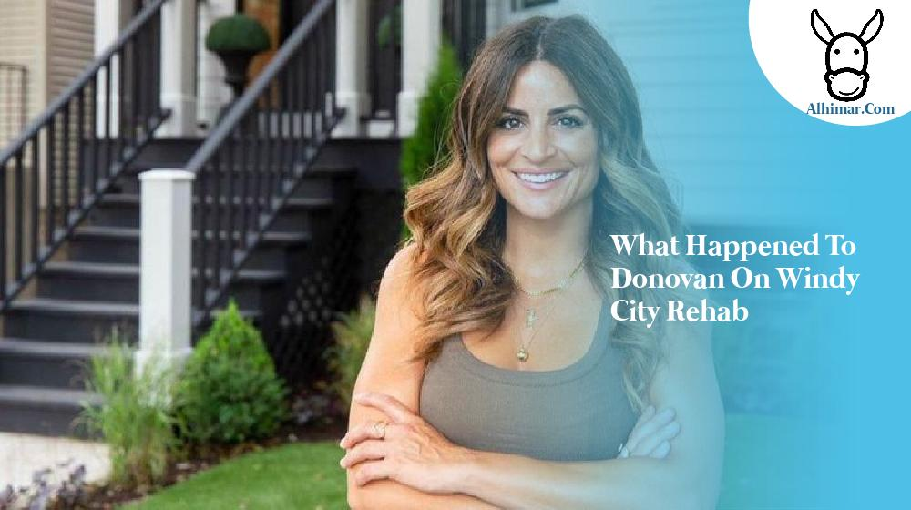 what happened to donovan on windy city rehab