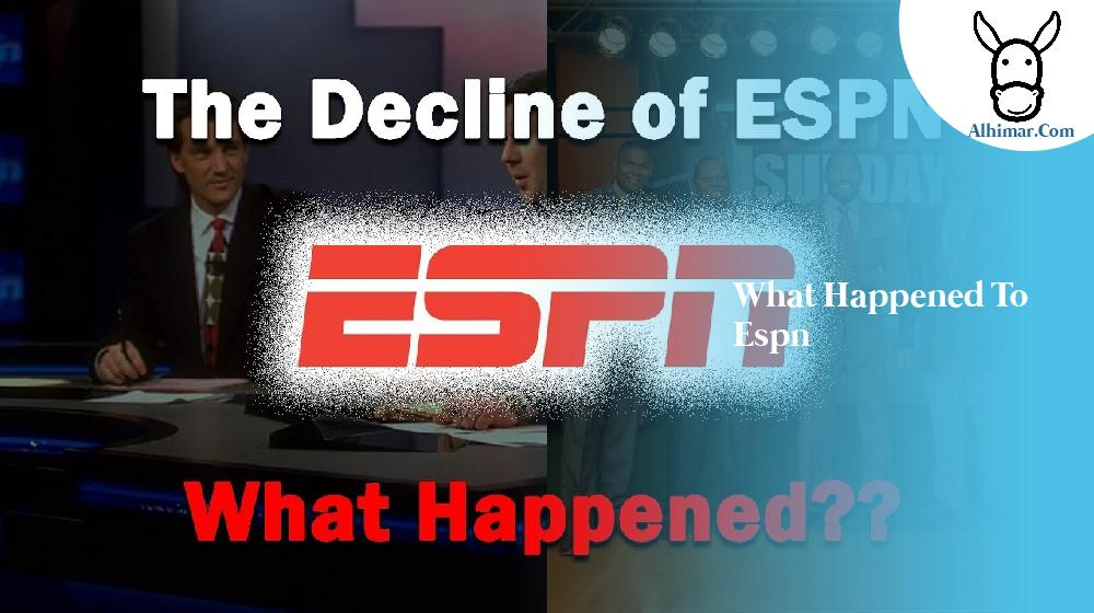 what happened to espn