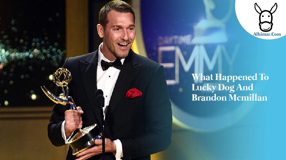 what happened to lucky dog and brandon mcmillan