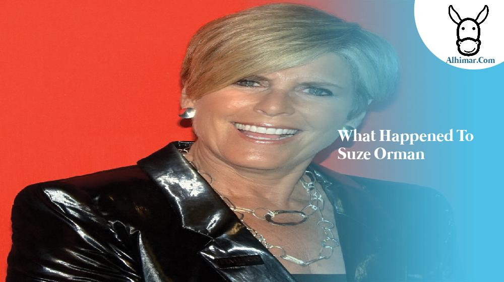 what happened to suze orman