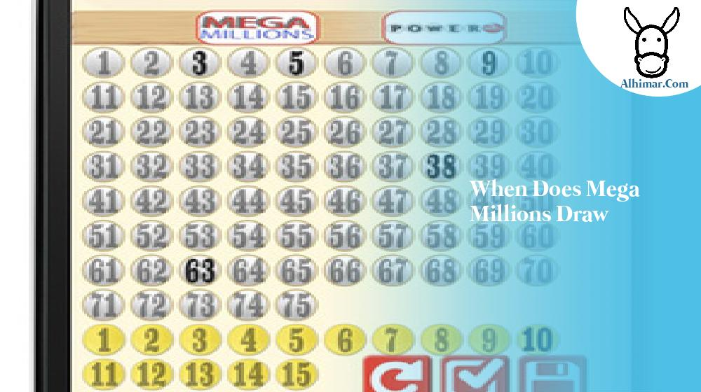 when does mega millions draw