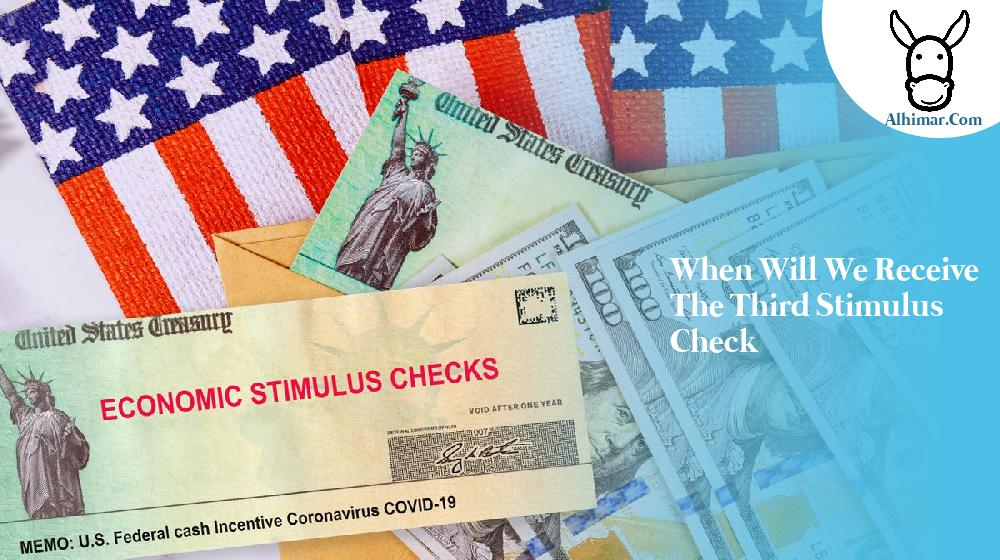 when will we receive the third stimulus check
