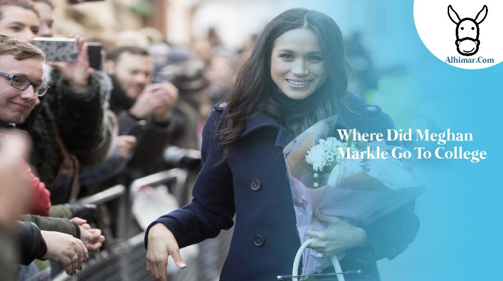 where did meghan markle go to college