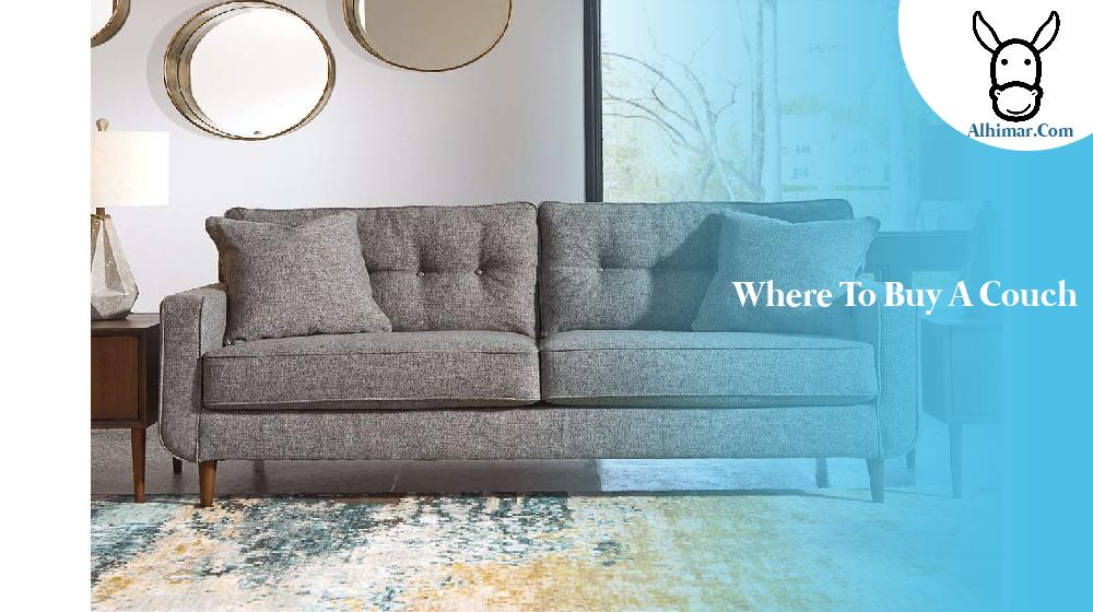 where to buy a couch