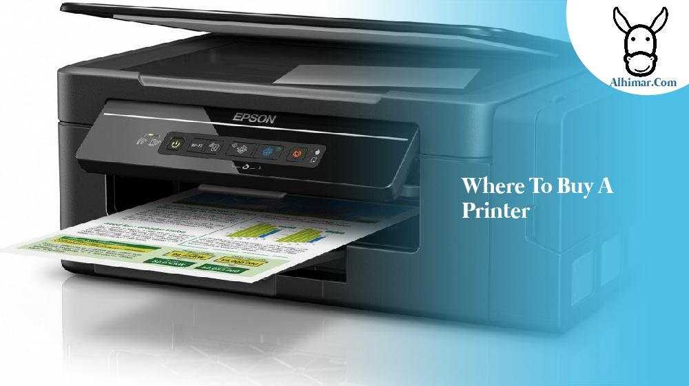 where to buy a printer
