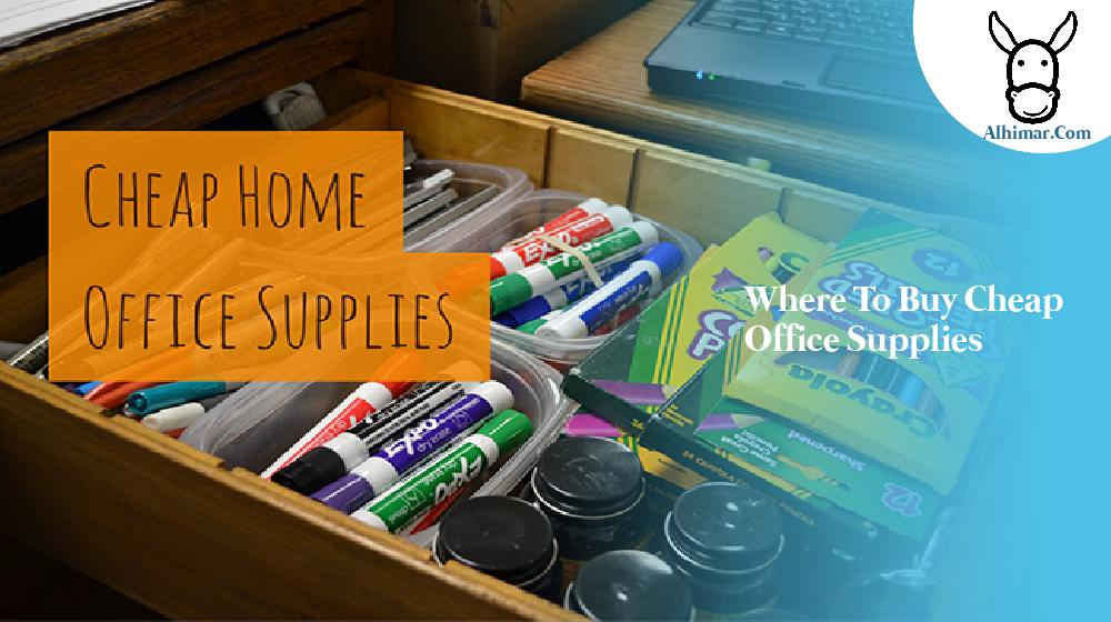 where to buy cheap office supplies