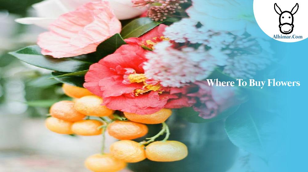 where to buy flowers