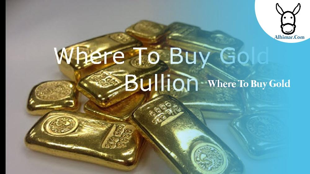 where to buy gold