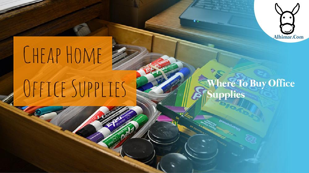 where to buy office supplies