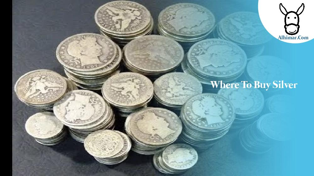where to buy silver