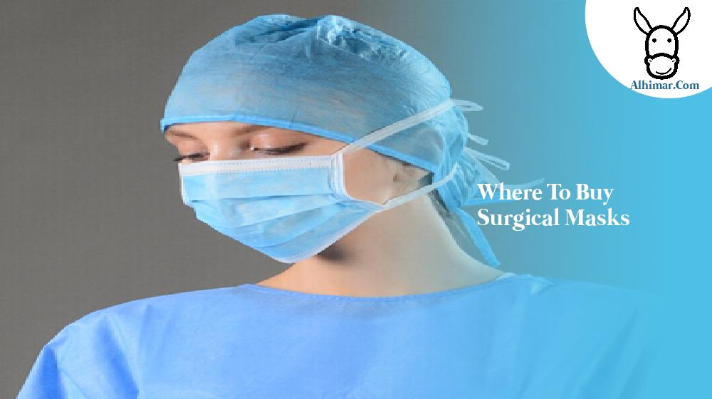 where to buy surgical masks