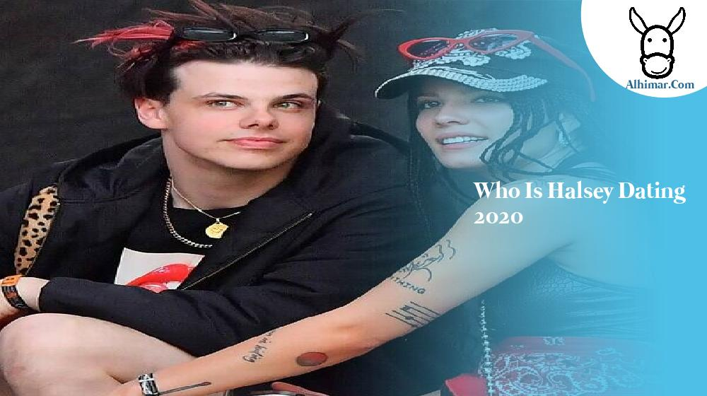 who is halsey dating 2020