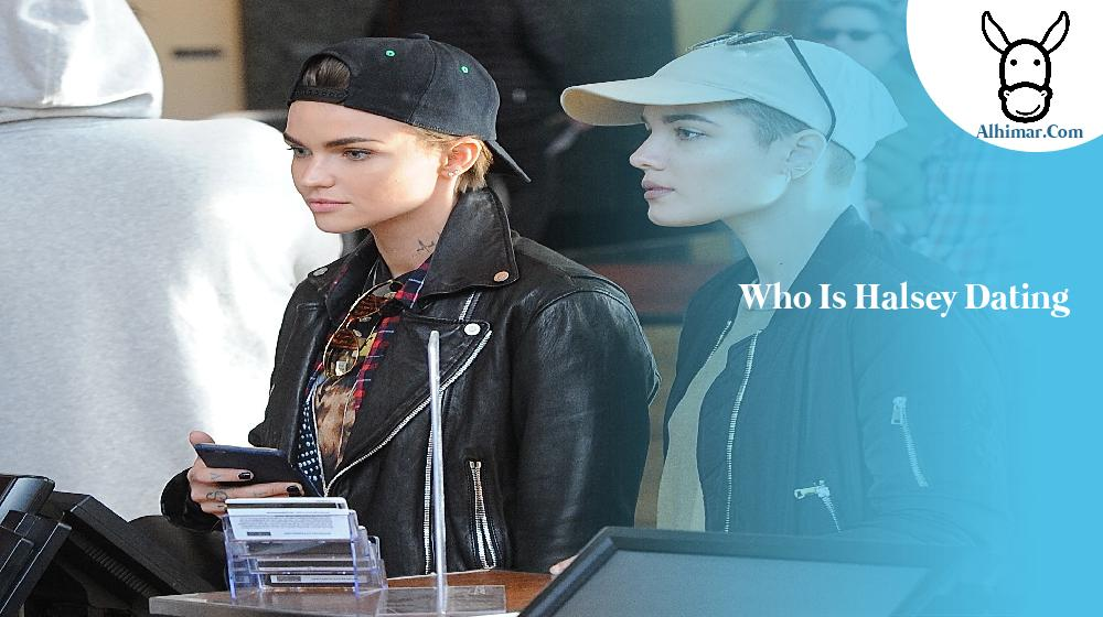 who is halsey dating