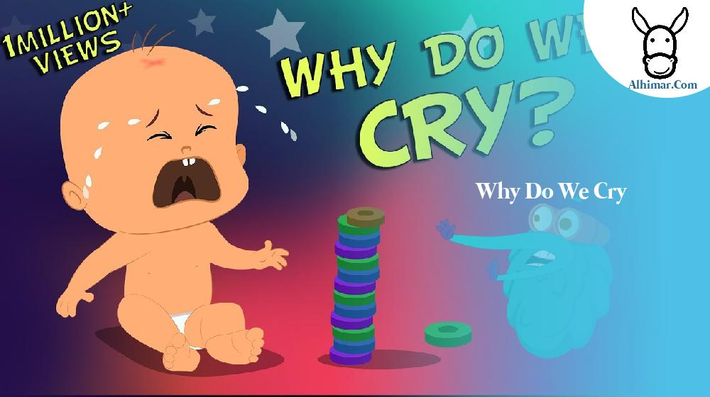 why do we cry