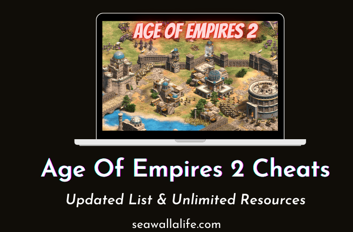 Age Of Empires 2 Cheats [Updated List 2021]