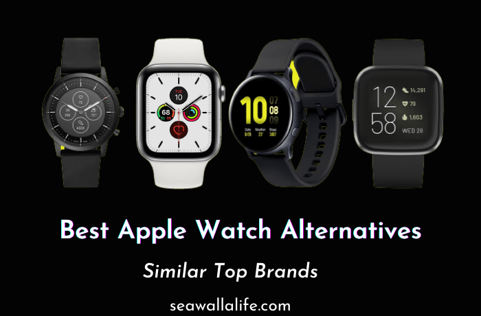 12 Best Apple Watch Alternatives in 2021 (Top Picks)