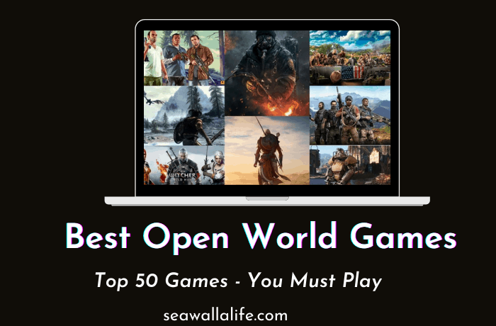 Top 50 Best Open World Games (The Ultimate List)