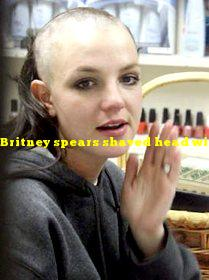 Britney spears shaved head wikipedia
