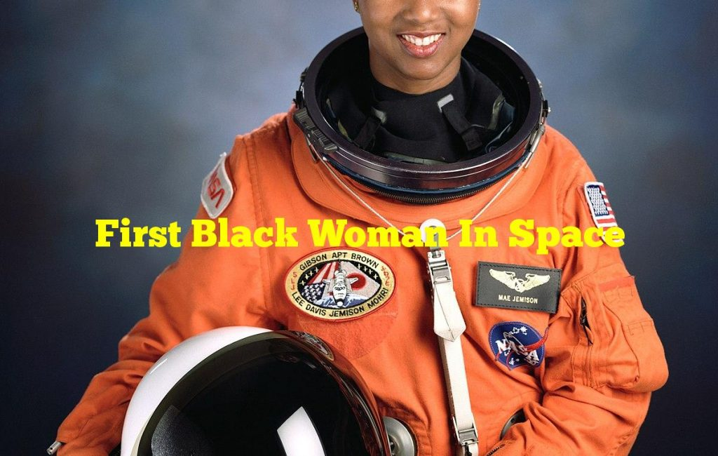 First Black Woman In Space