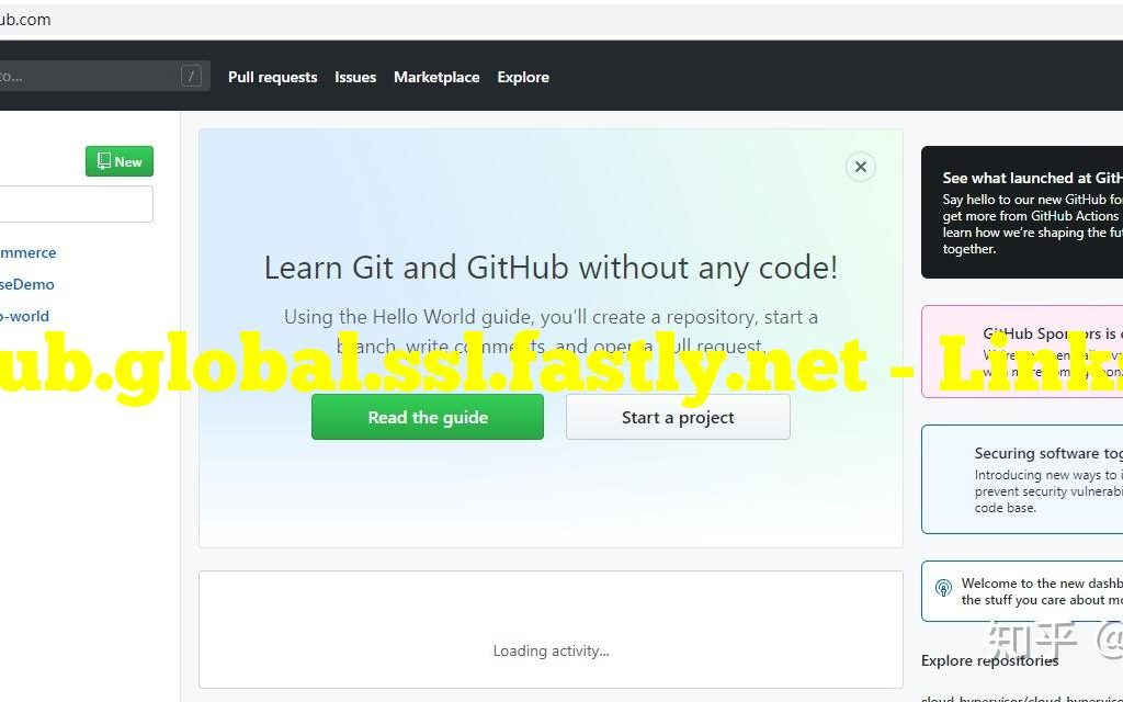 Github.global.ssl.fastly.net – Links and related